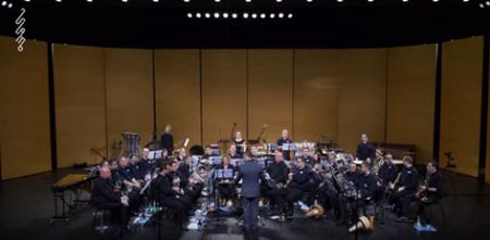 Een tweede plaats op de Belgische Brassbandkampioenschappen